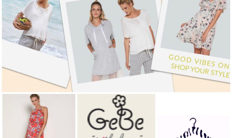 Win een outfit van het toffe GeBe Maternity