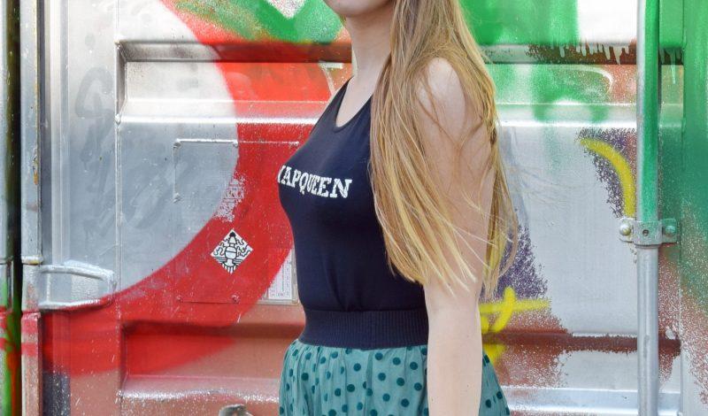 Jordan in haar favoriete Frankie & Liberty outfits