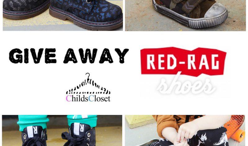 Maak kans op een paar Red-Reg Boys & Girls schoenen