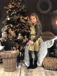 Outfit voor het kerstdiner