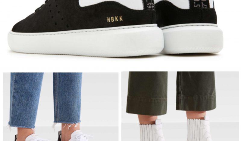 Rock je outfit met Nubikk aan je voeten