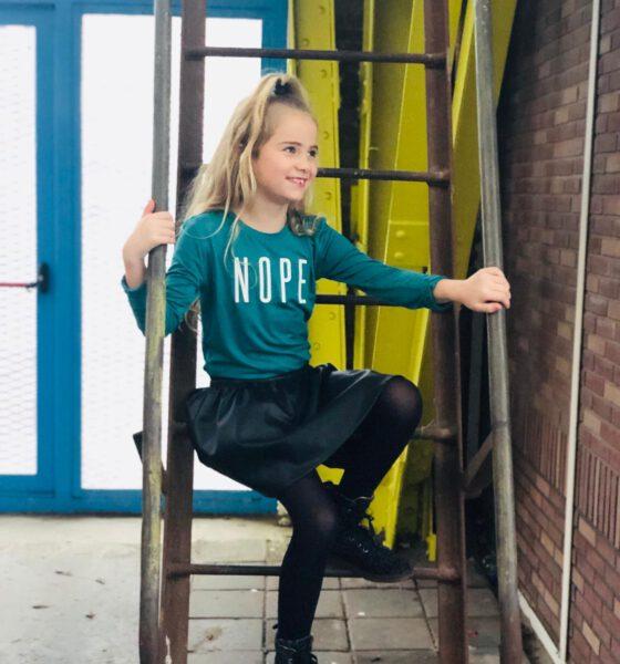 Het stijlvolle merk voor meisjes tussen 6 en 16 jaar