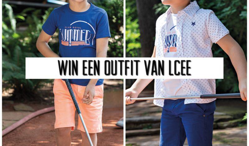 Win een outfit uit de LCEE zomercollectie