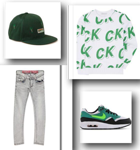 Outfit inspiratie voor jongens