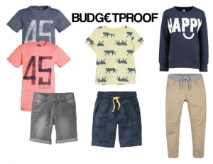 Stoere budget look