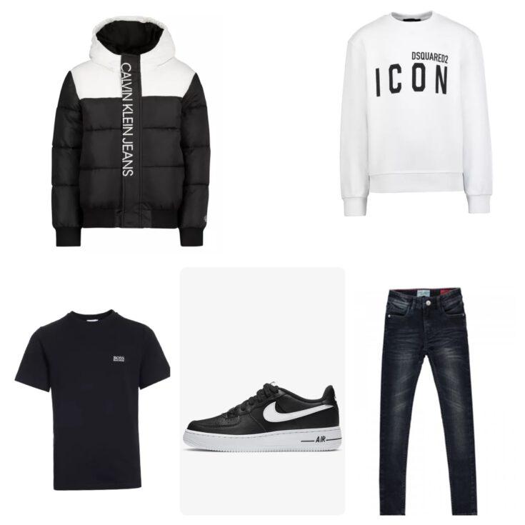 Njaars outfit voor jongens